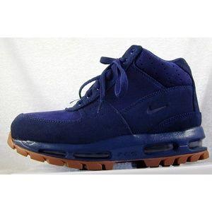 Nike Air MAX Goadome MIDNIGHT BLUE BOOT shoes